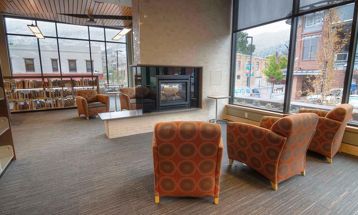 Glenwood Springs Fireplace